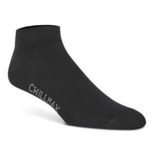 Chillmax Footie (Sort) Svedtransporterende