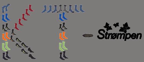 KT logo med strømper ny gennemsigtig