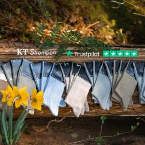 ÅRETS SUPER-TILBUD: Køb 22 par lækre kvalitets-ankelstrømper i de flotteste sommer-farver