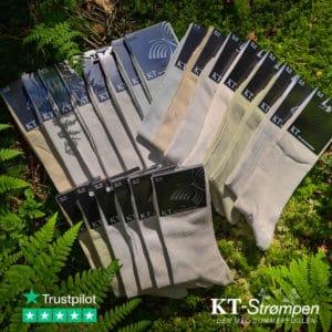 Sidste chance - Årets supertilbud: <br> Køb 22 par lækre kvalitetsstrømper i bomuld til herrer. <br> Du sparer 600 kr.!