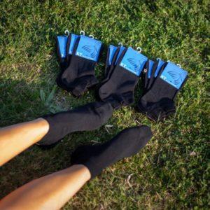 Køb 10 par lækre sommer-footies til damer i højeste kvalitet - Spar 25%!!