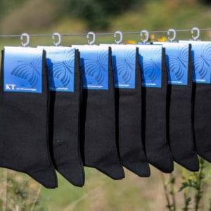 TILBUD: 7 par dejlige Classic Style bomuldsstrømper til herrer - Spar 25% - Gratis fragt!